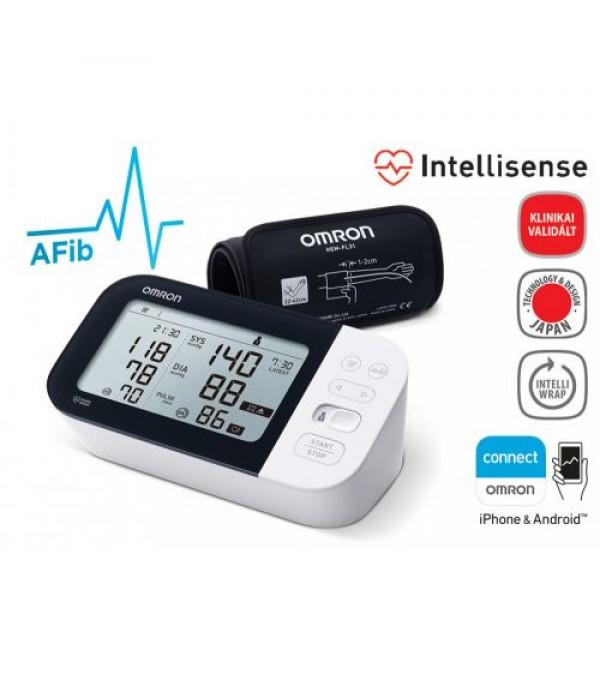Omron M7Intelli IT okos vérnyomásmérő