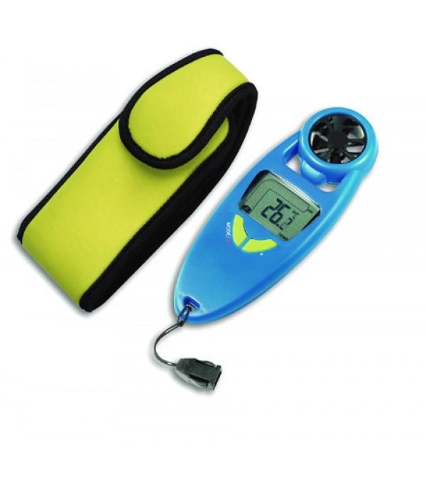 Digitális szélsebességmérő+hőmérő 42.6000.06
