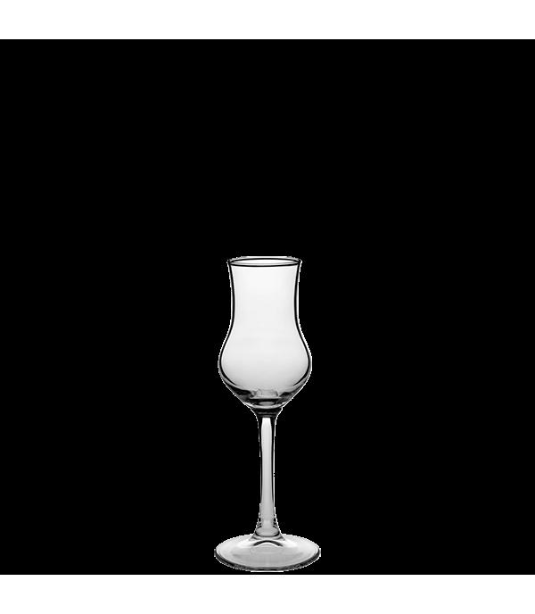 Pálinkás pohár 95ml üveg