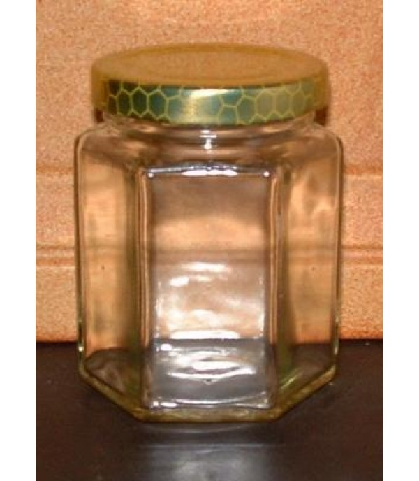 Befőttes üveg Hexagon 196ml