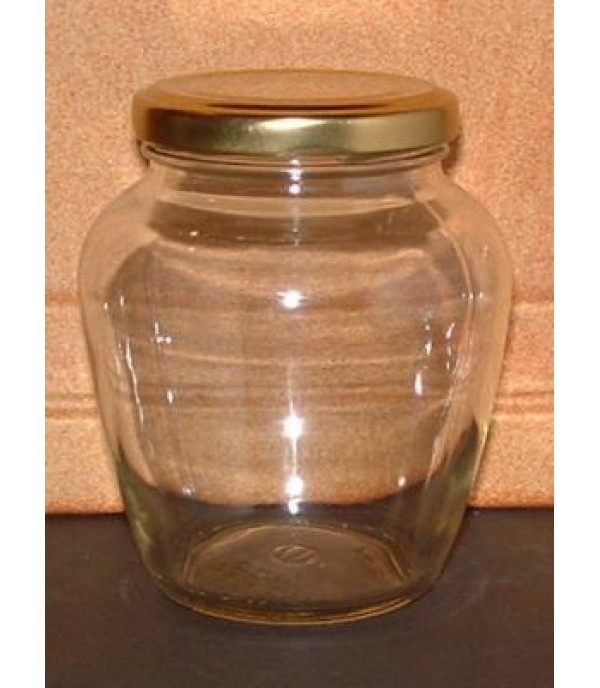 Befőttes üveg Léna 380ml