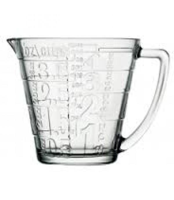 Mérőkancsó üveg 1L