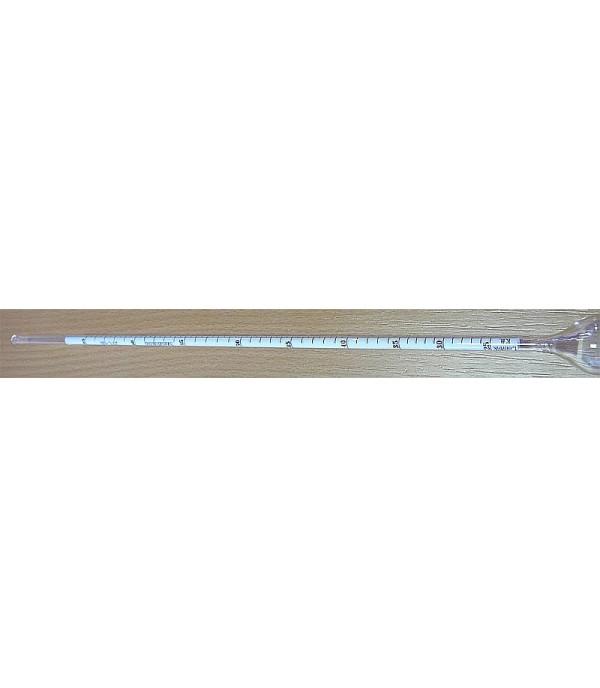 Szeszfokoló hőmérő nélkül 25-65°