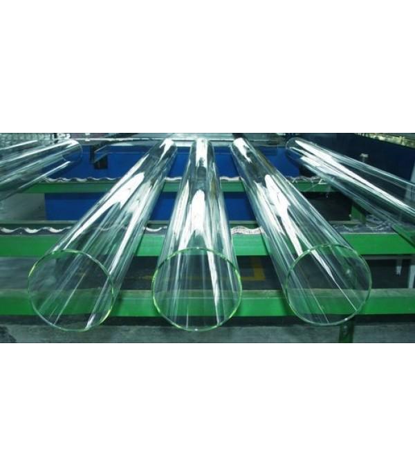 Hőálló üvegcső 54x1500mm