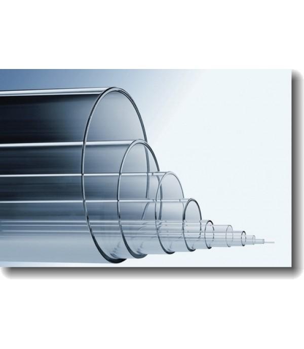 Hőálló üvegcső 150x300mm