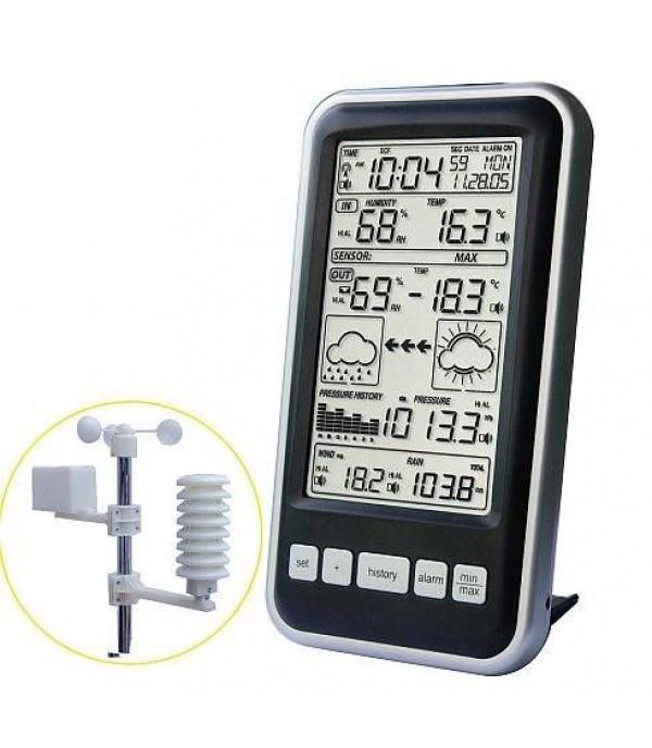 Digitális időjárás állomás WH-1070 (02036)