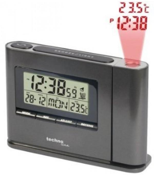 Digitális óra hőmérővel Wt-519 projectoros