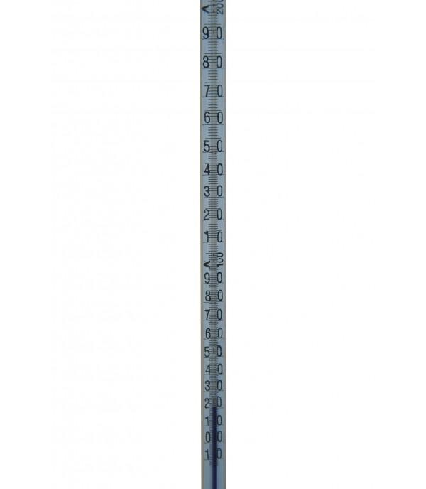 Belsőskálás üveg hőmérő -10°+270°C/1° Borsz. 111095