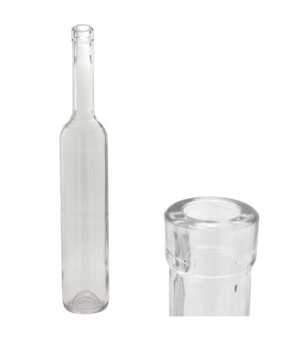 """Pálinkás palack """"svéd"""" 0,5L dugóval"""
